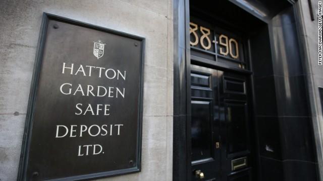 Roban 300 millones de dólares en joyas y efectivo en Londres