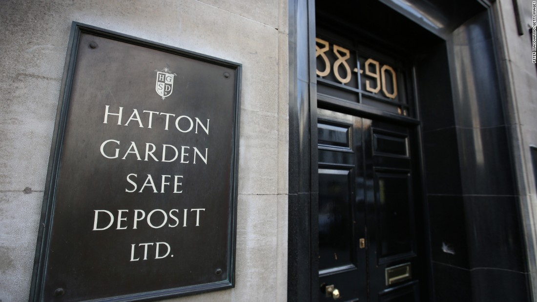 "Thieves plundered millions in valuables over Easter holiday from the vault of a safety deposit company in Hatton Garden, London's exclusive jewelry district. Stolen cash and jewelry could be worth almost $300 million (£200m), <a href=""http://www.bbc.co.uk/news/uk-england-london-32215206"" target=""_blank"">a former Scotland Yard commander told the BBC</a>, though numerous British news organizations put the loss vastly lower, in the hundreds of thousands of pounds."