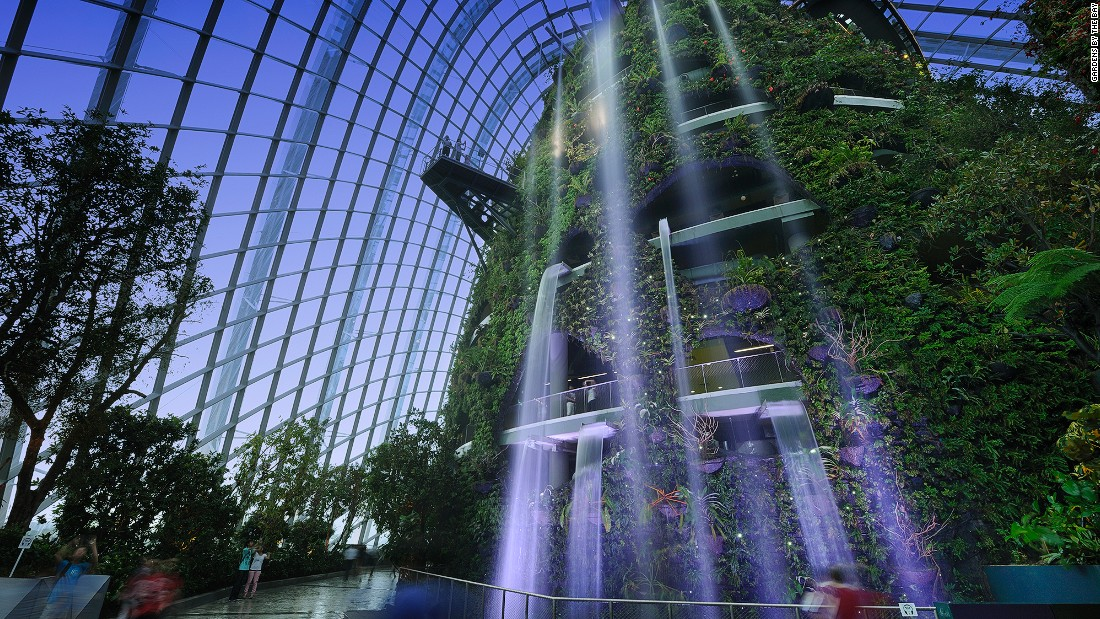 10 Of The World S Most Beautiful Sky Gardens Cnn Com
