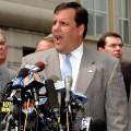 2003- Attorney Chris Christie