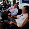 Christie- 2012 Romney jet