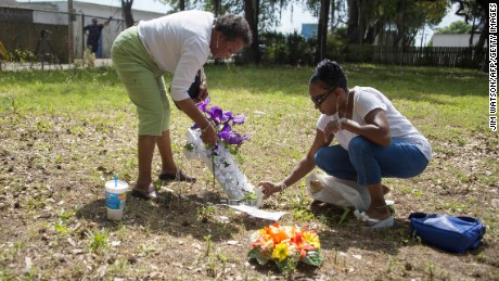 Reactions to Walter Scott shooting