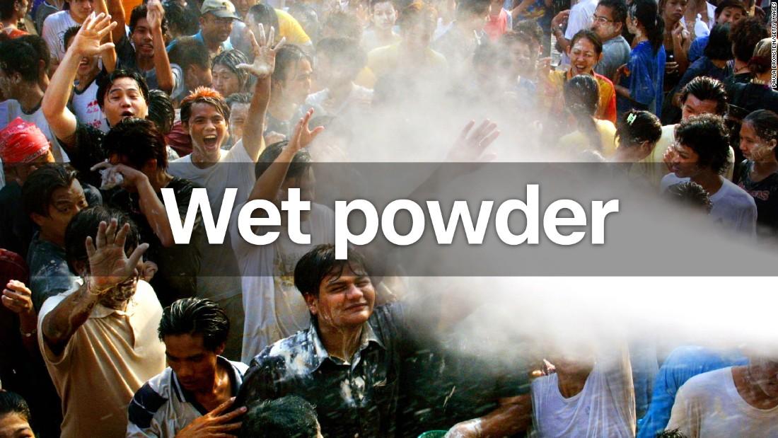 songkran tips wet power 2