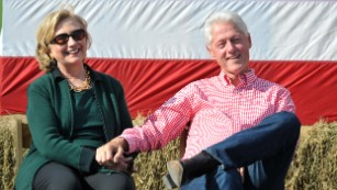 A Mr. and Mrs. President?