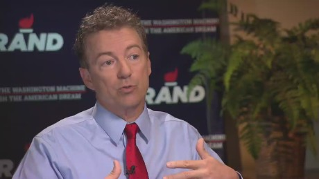 sotu bash rand paul hillary clinton female opponent sexist to treat differently_00001021