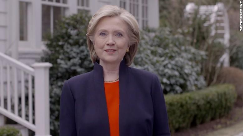 Hillary Clinton se lanza por la candidatura a la presidencia de Estados Unidos