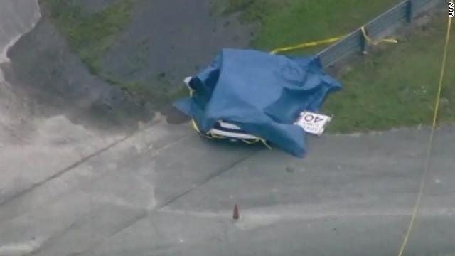 Muere pasajero en accidente en un Lamborghini en Disney