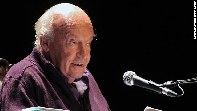 Personalidades de Iberoamérica honran la memoria de Eduardo Galeano en Twitter