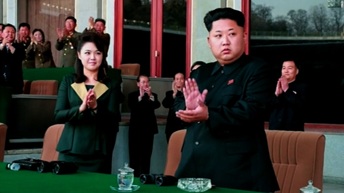 Ri Sol-ju North Korea39s first couple Kim Jong Un and Ri Sol Ju