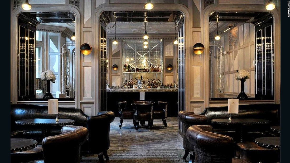 30 of the world 39 s best hotel bars for Best modern hotels in london