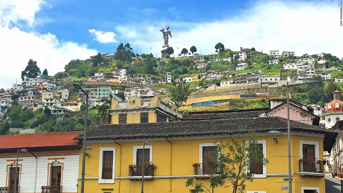 "High in the Andes, the Ecuadorian capital is ""warm and relaxed,"" with a ""vibrant and sophisticated culinary and nightlife scene."" The Old Town is a UNESCO World Heritage Site."