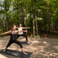 Spa trends- forest bathing