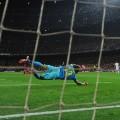 ronaldo goal vs barcelona