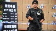 China: 133.000 detenidos en campaña antidrogas