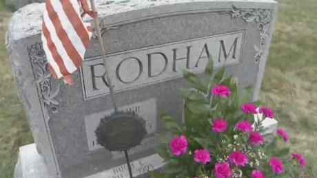 dnt pa hugh rodham headstone vandalized_00002429