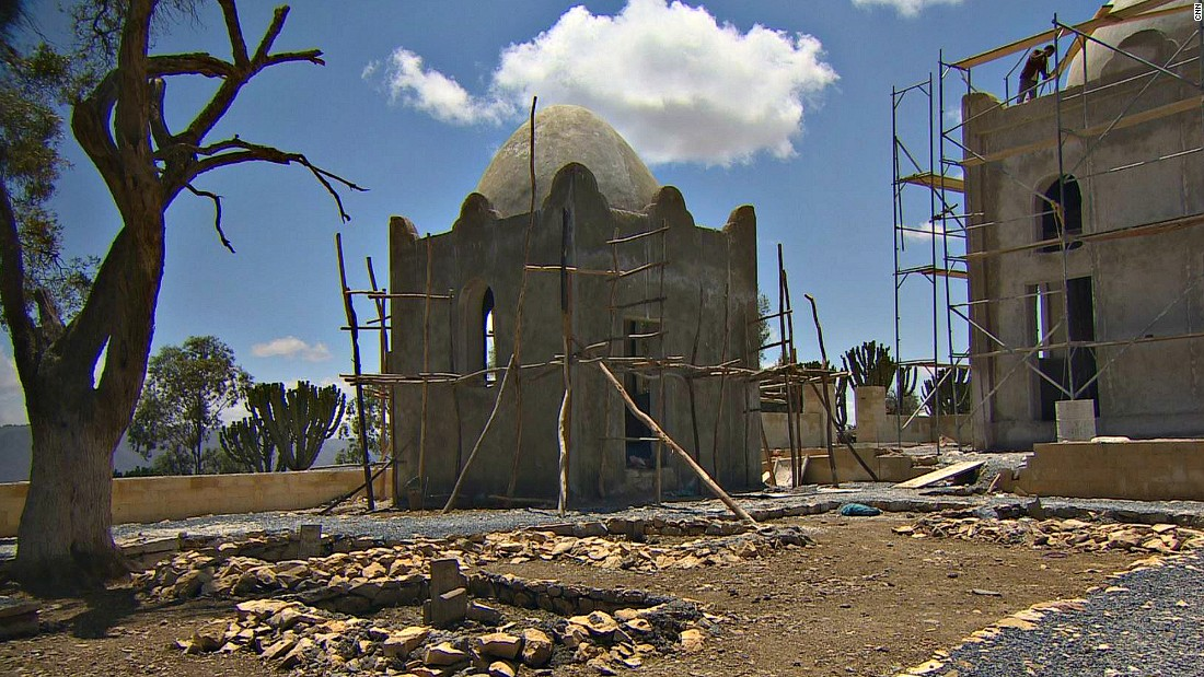 Another UNESCO World Heritage site is the tiny village of Negash, which was home to Ethiopia's first Muslim communities and is one of the most important sites in Islam. Legend has it that the Prophet Mohammed's daughter lived her for a time.