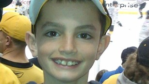 "<strong>Martin Richard, </strong>8, was in the second grade and loved the Red Sox. He was the middle of three children and is best known for a school project in which he made a poster with a peace sign and the words ""No more hurting people."" He was less than 4 feet from the second bomb. He bled to death as his mother leaned over him, begging him to live."
