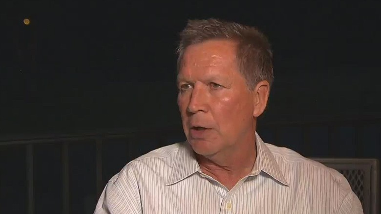 Kasich: I don't want to have any regrets