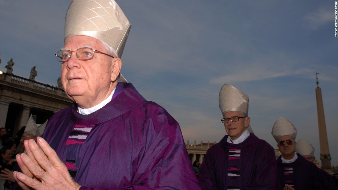Cardinal Bernard Law Fast Facts