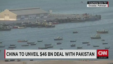 exp China and Pakistan to announce a $46 billion dollar deal_00002001