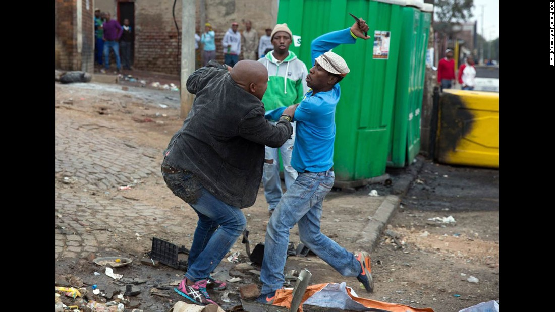 Xenophobic killing in South Africa caught by photos - CNN.com
