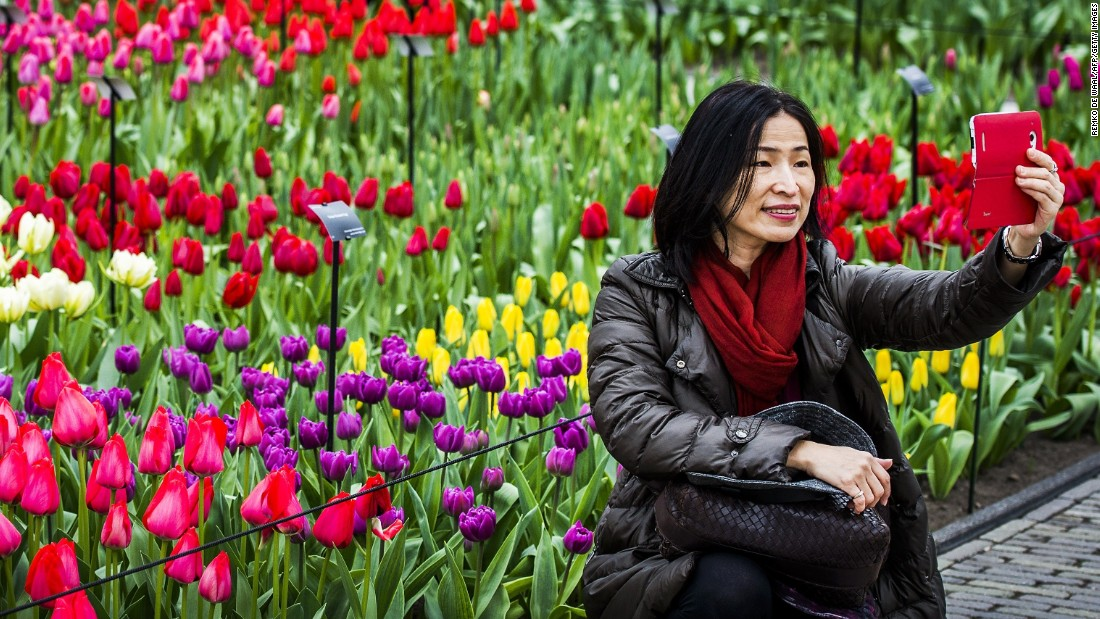 The<strong> Netherlands</strong>, the world's seventh-happiest country, delights visitors and residents alike with its tulips. Keukenhof, known as the Garden of Europe, is open through May 17.