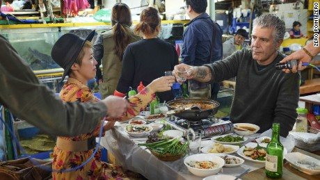 Anthony Bourdain: Parts Unknown S5 - South Korea