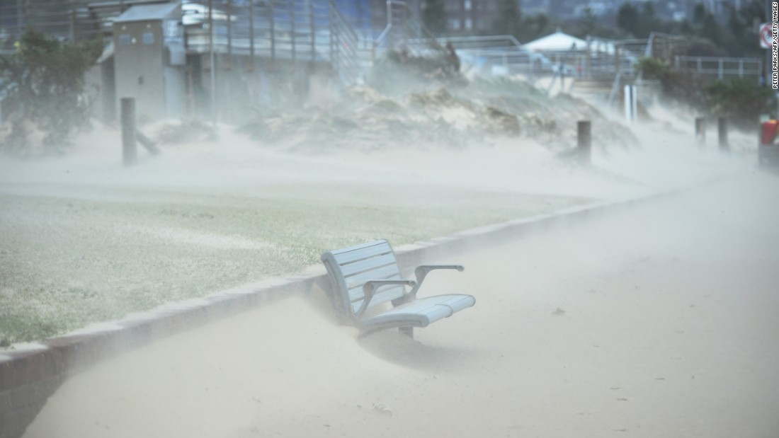 sydney storm - photo #19