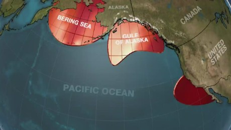 Blob Pacific Ocean Warm Waters Weather Jennifer Gray_00000915