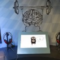 Brain puzzles - weightlifting brain