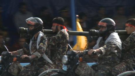 ctw dnt pleitgen iran fighting isis_00002710