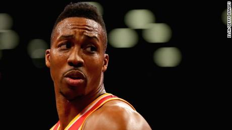 NEW YORK, NY - JANUARY 12: Dwight Howard #12 of the Houston Rockets - 150422114832-01-dwight-howard-0422-large-169