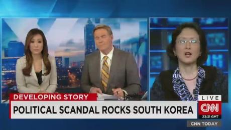 exp South Korea expert on political scandal_00000000