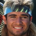 andre agassi 1987
