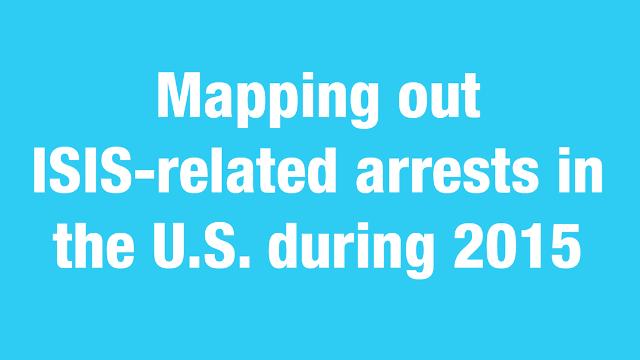 how to find recent arrests