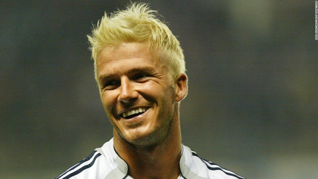 David Beckham Turns 40 Why Booze And Gambling Cnn Com