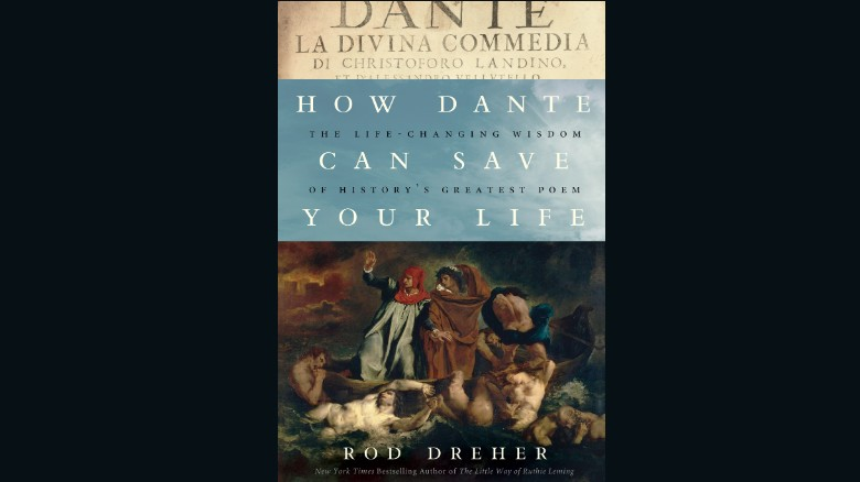 """I had made a mistake that the devout Dante did not,"" Dreher writes. ""I expected more from [the fathers of the Catholic Church] than they could deliver, and came undone by the shock of their failures."""