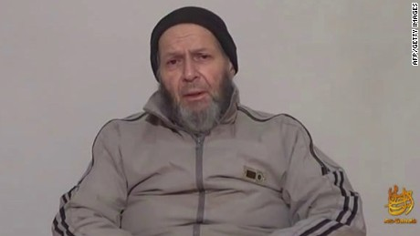 "This December 26, 2013 still image taken from video and released by the SITE INtelligence Group shows Warren Weinstein, a US contractor held by Al-Qaeda militants. The White House said April 23, 2015 that a US operation in January against an Al Qaeda compound near the Afghan-Pakistan border killed one American and one Italian hostage, along with an American member of the jihadist group. Another American, Al-Qaeda spokesman Adam Gadahn, was killed, ""likely in a separate US government counterterrorism operation."" ""No words can fully express our regret over this terrible tragedy, "" the White House said, revealing the previously classified finding. The president ""takes full responsibility for these operations."" The White House identified the hostages killed in the operation against the border compound as US contractor Warren Weinstein and Italian aid worker Giovanni Lo Porto. = RESTRICTED TO EDITORIAL USE / MANDATORY CREDIT: ""AFP PHOTO HANDOUT-SITE INTELLIGENCE GROUP""/ NO MARKETING - NO ADVERTISING CAMPAIGNS / DISTRIBUTED AS A SERVICE TO CLIENTSHandout/AFP/Getty Images Credit: 	AFP/Getty Images"
