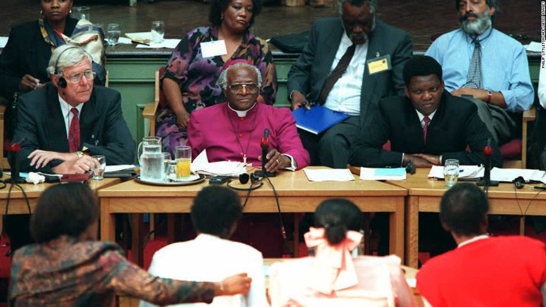 truth reconciliation commission in sa Truth commission: commission of truth and reconciliation duration: 1995 - 2002 charter: promotion of national unity and reconciliation act, no 34 of 1995 commissioners: 17 report: public report.