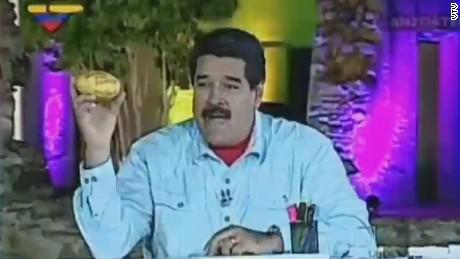 lklv cnni romo venezuela president mango maduro_00004423