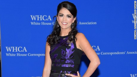 Host Cecily Strong attends the 101st Annual White House Correspondents' Association Dinner at the Washington Hilton on April 25, 2015 in Washington, D.C.