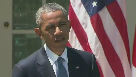 Obama: Violence in Baltimore is 'counterproductive'