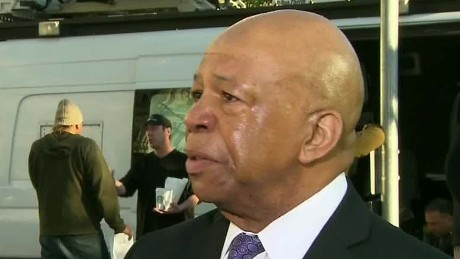 Rep. Cummings: Baltimore can happen anywhere