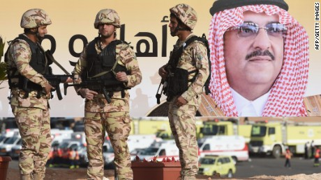 Saudi Arabia drops generation in succession