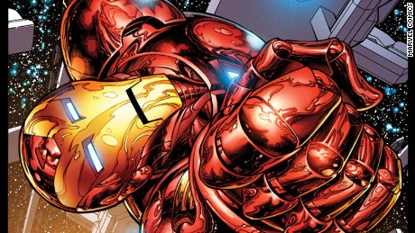 Iron Man from Marvel comics
