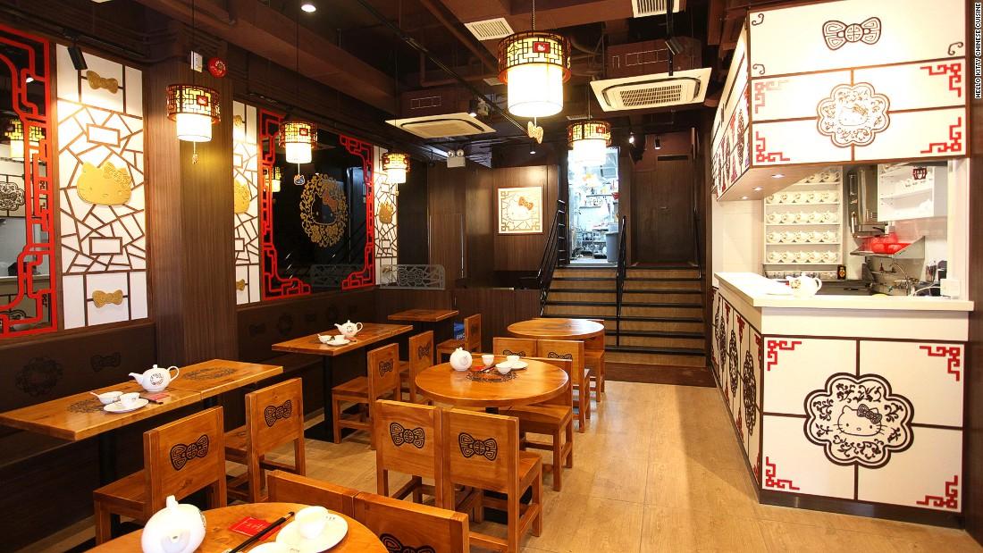 Review: World's first Hello Kitty dim sum restaurant - CNN.com