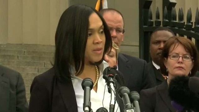 Charges, homicide ruling in Freddie Gray case