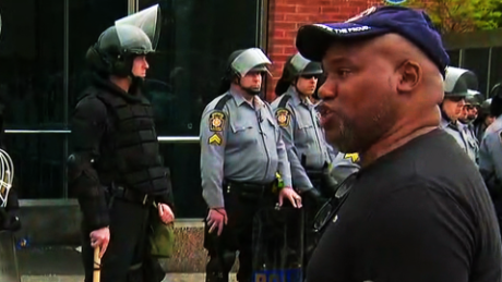 Reaction: Baltimore erupts with jubilant honking...