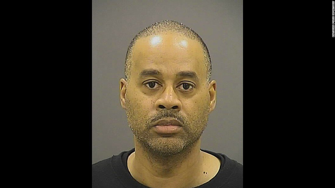 "Officer Caesar R. Goodson Jr., 45, drove the transport van carrying Freddie Gray. ""Despite stopping for the purpose of checking on Mr. Gray's condition, at no point did he seek nor did he render any medical assistance for Mr. Gray,"" said Baltimore City State's Attorney Marilyn Mosby on May 1, 2015.  Goodson, with the Baltimore Police Department since 1999, was indicted on charges of second-degree depraved-heart murder, involuntary manslaughter, second-degree negligent assault, manslaughter by vehicle (gross negligence), manslaughter by vehicle (criminal negligence), misconduct in office and reckless endangerment."