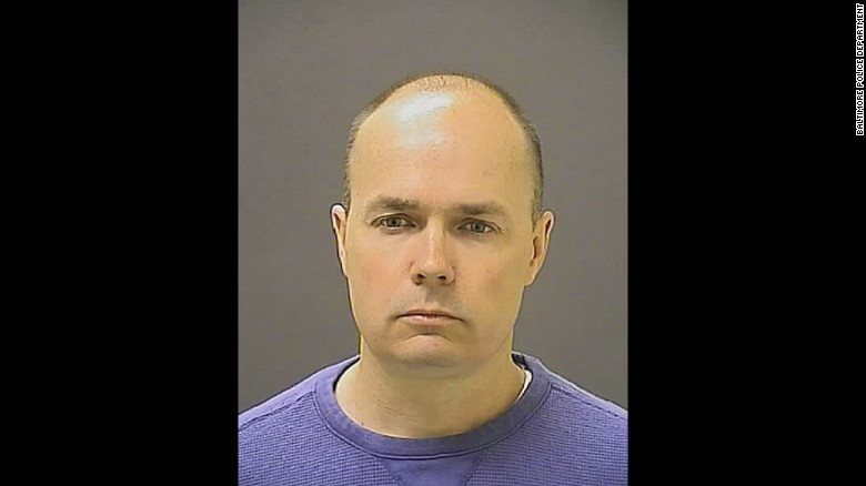 Officer cleared in Freddie Gray death